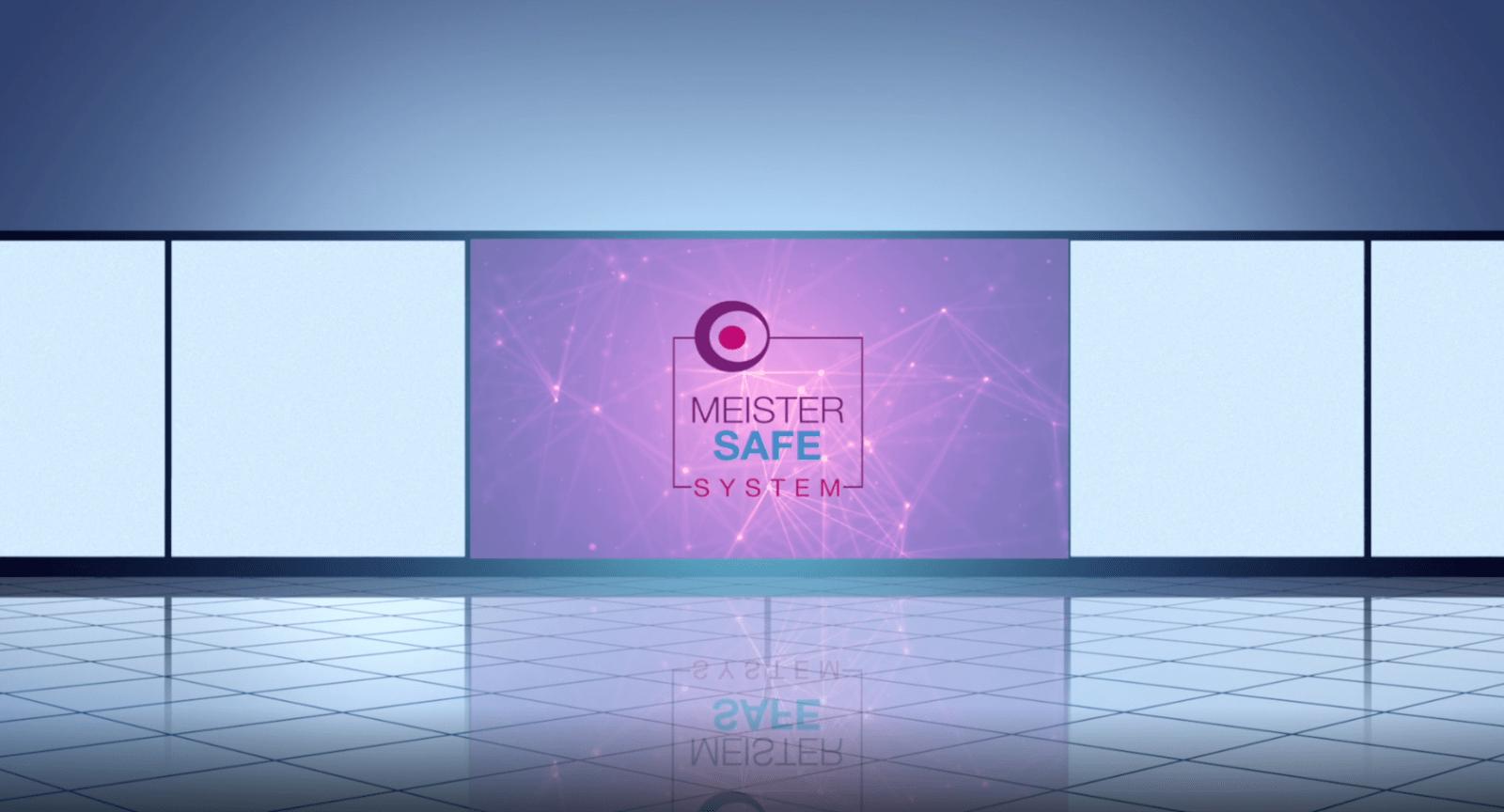 Capa de vídeo Meister Safe System