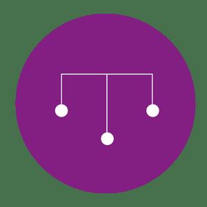 ícone de processo