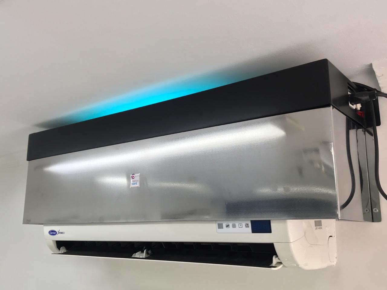 Meister Safe cria solução para esterilizar o ar por meio de aparelhos de ar condicionado